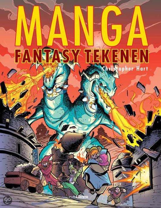 Manga Fantasy Tekenen - Christopher Hart | Fthsonline.com