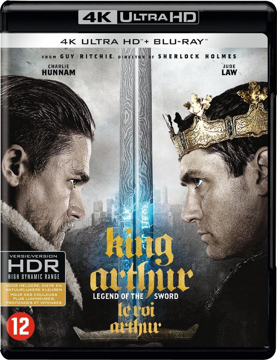 King Arthur: Legend of the Sword (4K Ultra HD Blu-ray)-