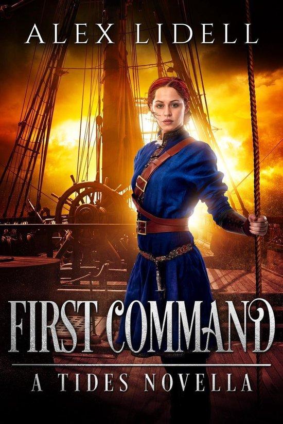 First Command: A Tides Novella