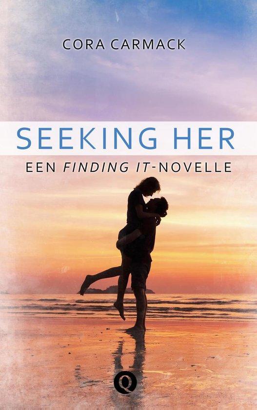 Boek cover Seeking her van Cora Carmack (Onbekend)