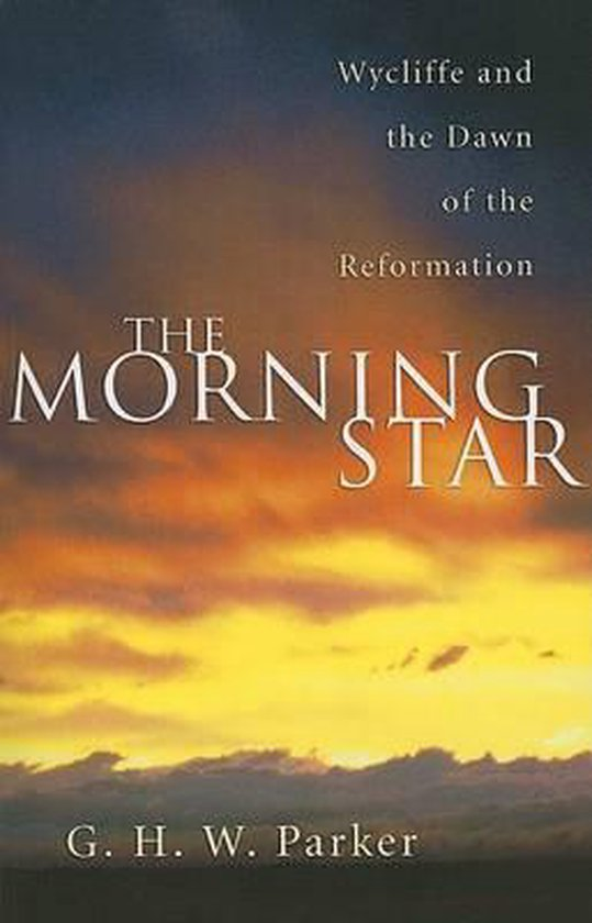 Boek cover The Morning Star van G H W Parker (Paperback)
