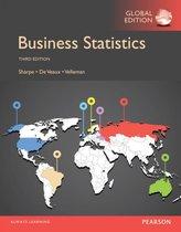 Business Statistics, Global Edition