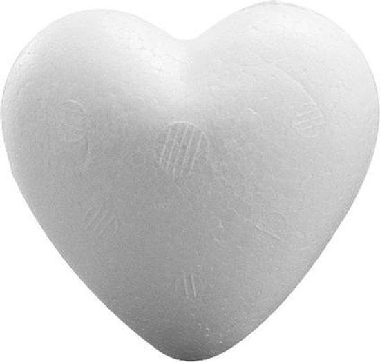 Piepschuim hart 9 cm - Styropor vormen