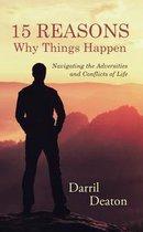 Omslag 15 Reasons Why Things Happen