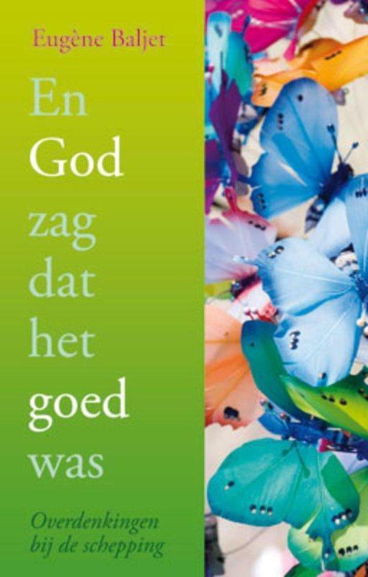 En God zag dat het goed was - E. Baljet pdf epub