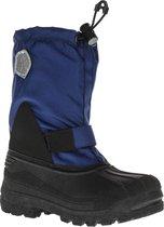 Color Kids Snowboots - Maat 32 - Unisex - blauw/zwart