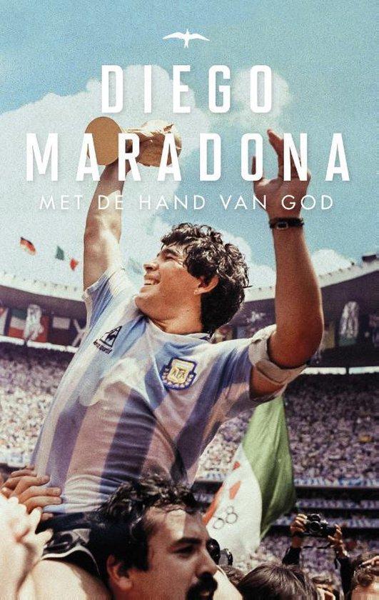Met de hand van God - Diego Maradona |
