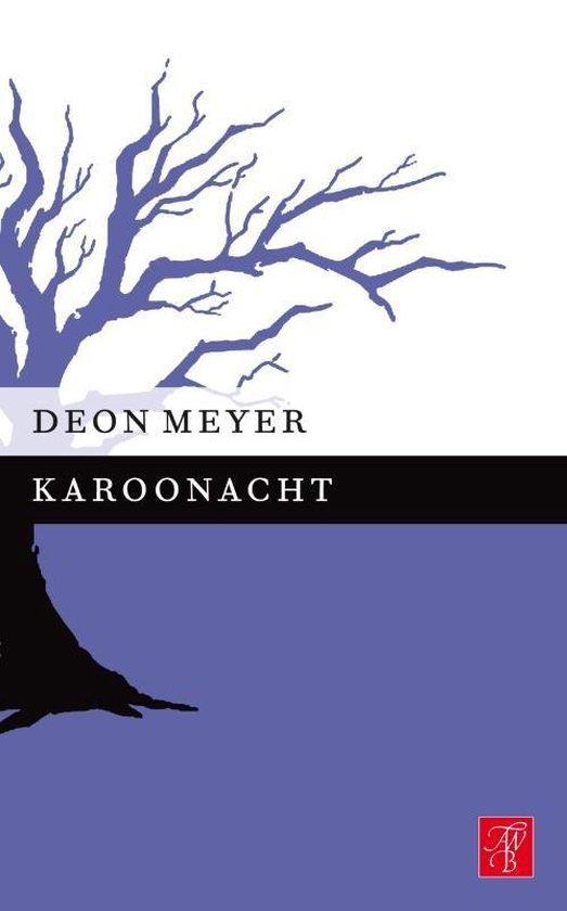 Karoonacht - Deon Meyer |