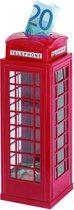 Telephone Box Money Box