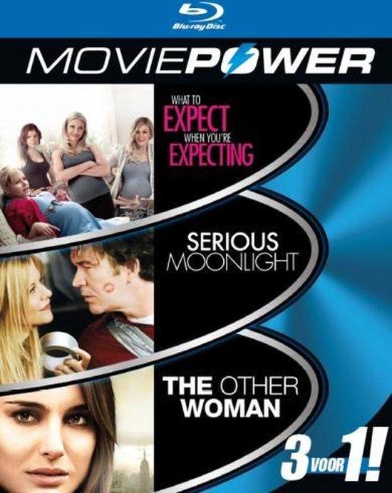 Cover van de film 'Moviepower Box 3'