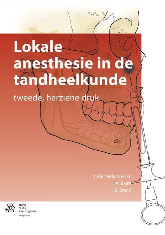 Lokale anesthesie in de tandheelkunde - none pdf epub