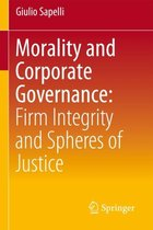 Morality and Corporate Governance