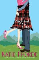 Omslag Highland Fling