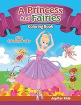 Girls Coloring Books