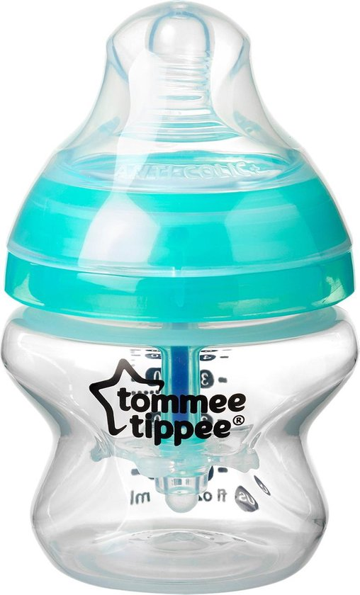 Tommee Tippee Closer to Nature Anti-Koliek Zuigfles x1 (150ml)