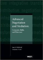 Advanced Negotiation and Mediation