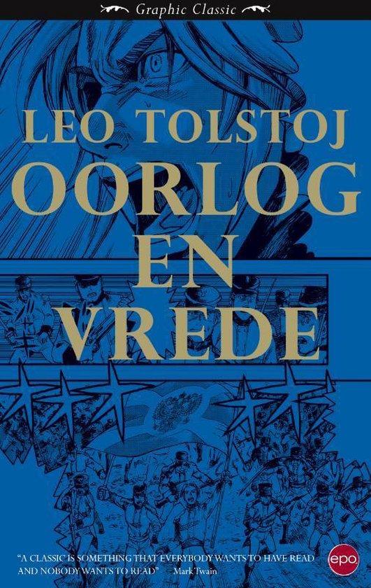Graffic Classic 2 - Oorlog en vrede - Leo Tolstoj |