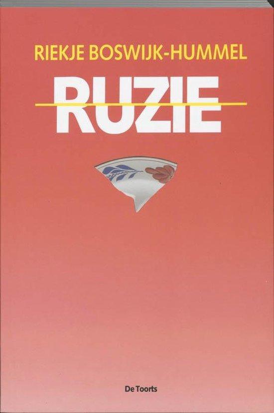 Boek cover Ruzie van R. Boswijk-Hummel (Paperback)