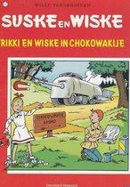 """""""Suske en Wiske 1 - Rikki en Wiske in Chokowakije"""""""