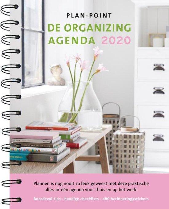 Afbeelding van De Organizing Agenda 2020