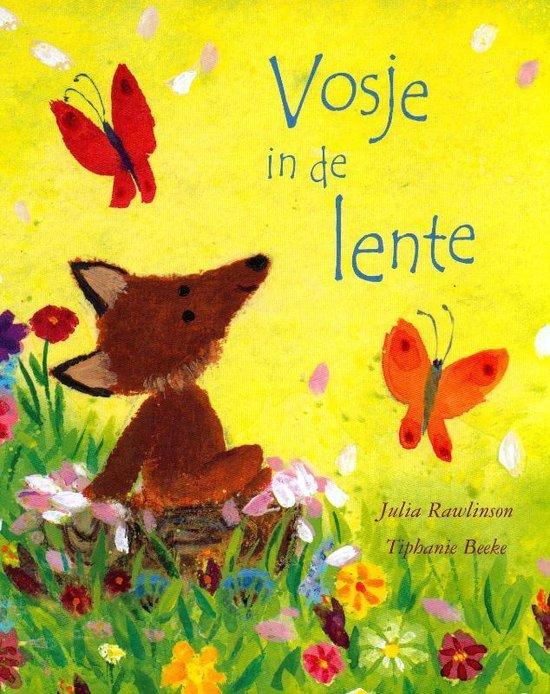 bol.com | Vosje In De Lente, Julia Rawlinson | 9789053418635 | Boeken