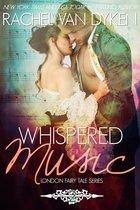 Omslag Whispered Music