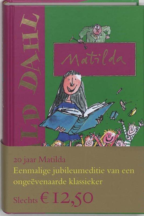 Matilda - Jubileumeditie - Roald Dahl |