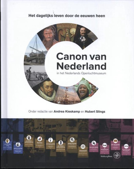 Canon van Nederland in het Nederlands Openluchtmuseum - none  