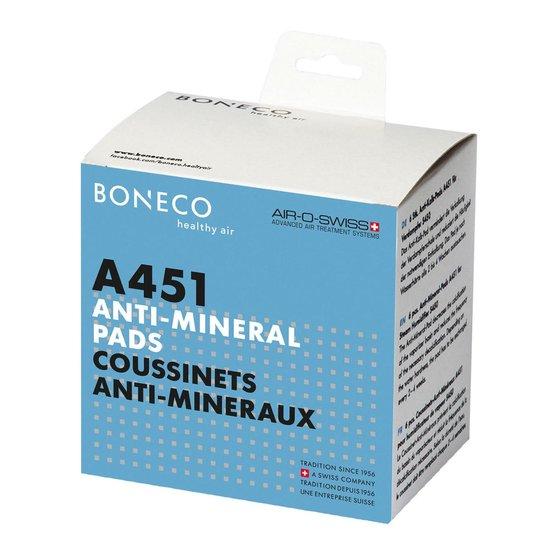 Antikalkpad A451 voor S200 S250 S450