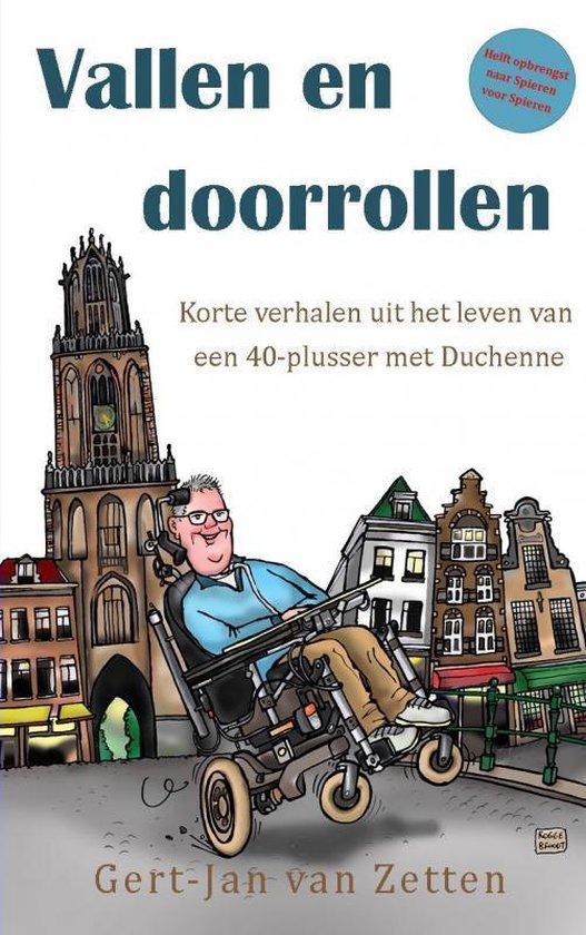 Vallen en doorrollen - Gert-Jan van Zetten pdf epub