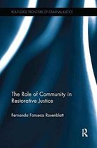 The Role of Community in Restorative Justice