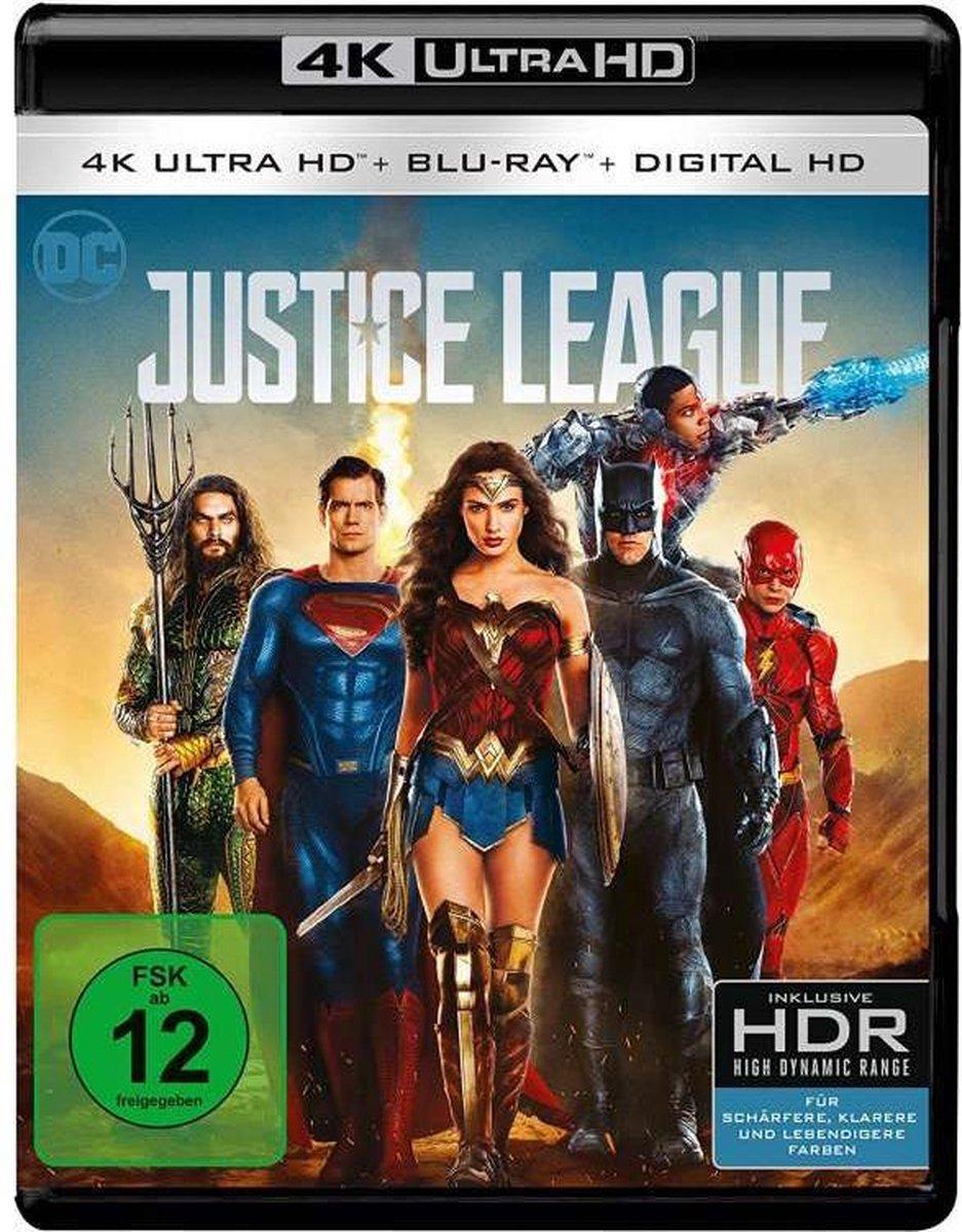 Justice League (Ultra HD Blu-ray)-