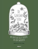 Boek cover De geheime tuin van Mijke Desserjer (Onbekend)