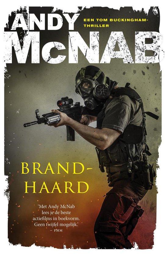 Brandhaard - Andy McNab   Fthsonline.com