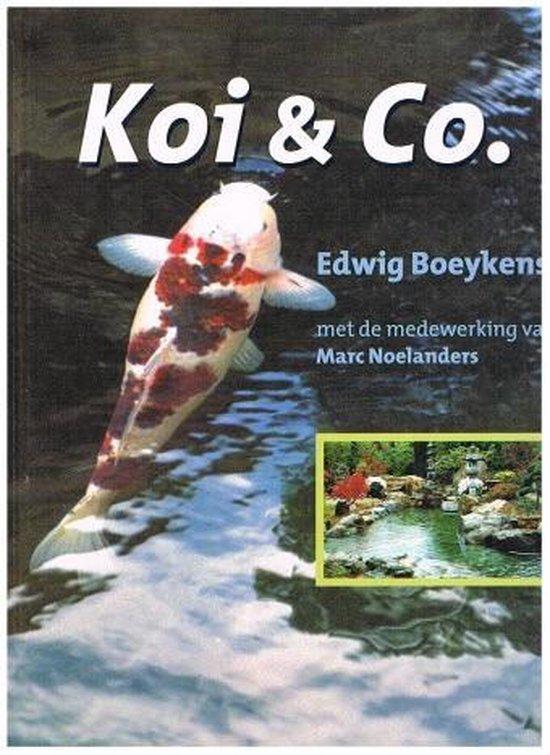 Koi & co. - Edwig Boeykens pdf epub
