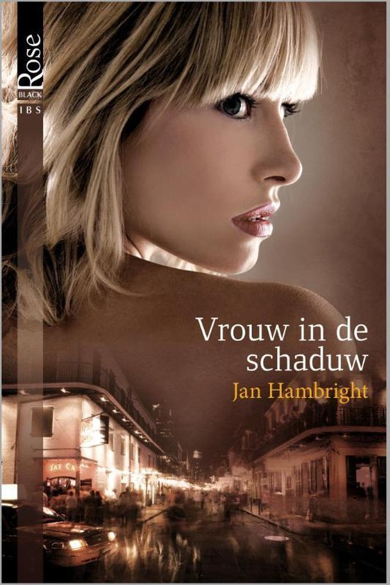 Black Rose 41B - Vrouw in de schaduw - Jan Hambright pdf epub