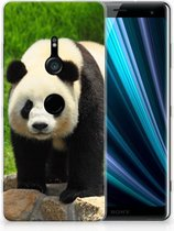 Sony Xperia XZ3 TPU Hoesje Design Panda