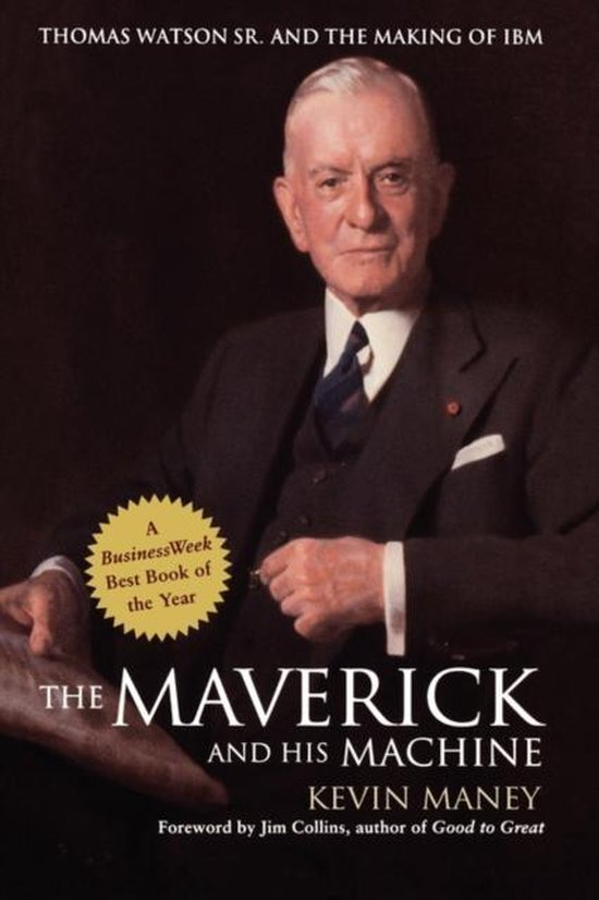 The Maverick and His Machine