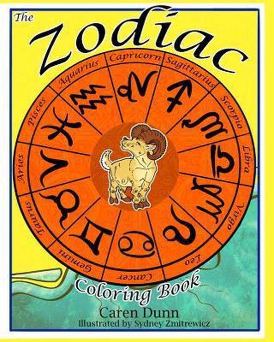 The Zodiac Coloring Book