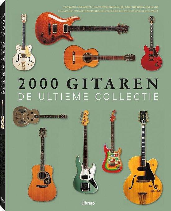 2000 Gitaren - Tony Bacon |
