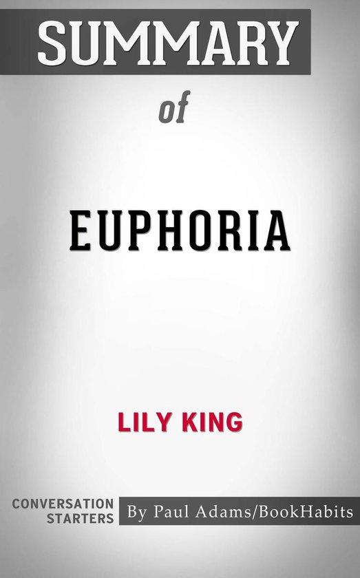 Boek cover Summary of Euphoria van Paul Adams
