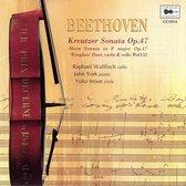 Beethoven: Sonata In A Major Op.47 'Kreutzer', Son