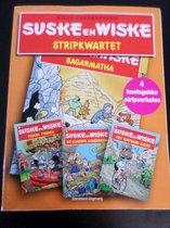 Suske en Wiske - Stripkwartet - Lidl 2009