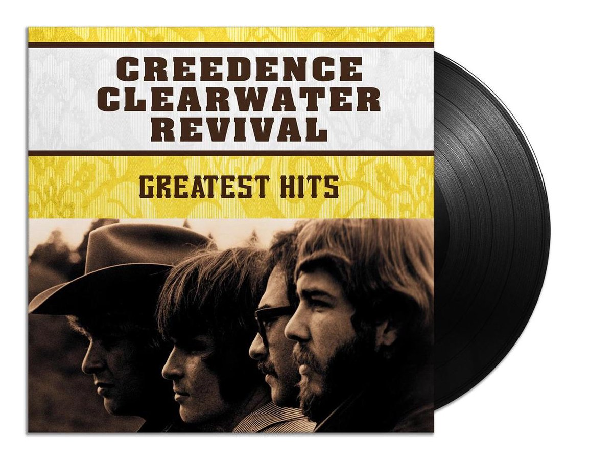 Greatest Hits (LP) - Creedence Clearwater Revival