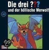 Die Drei ??? 043 Und Der Höllische Werwolf. (Drei Fragezeichen). Cd
