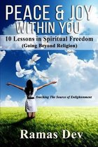 Peace & Joy Within You