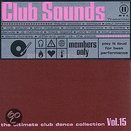 Club Sounds 15