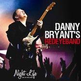 CD cover van Night Life - Live In Holland van Danny Bryant