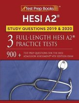 HESI A2 Study Questions 2019 & 2020