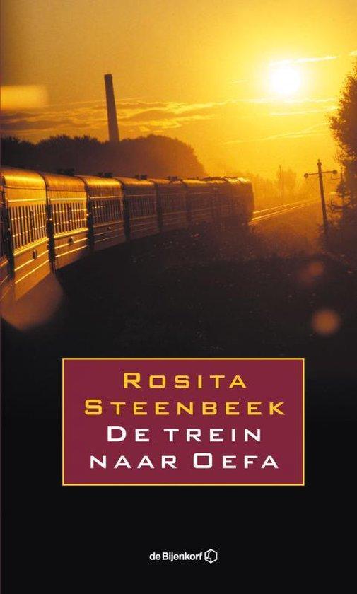 De trein naar Oefa - Rosita Steenbeek |